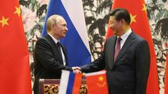 China & Russia Continue to Box Out West NOVEMBER 11, 2014