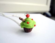 This is such a cute piece of jewelry (especially for those who love sweets!)