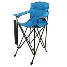 tall folding lawn chairs | http://jeremyeatonart | pinterest