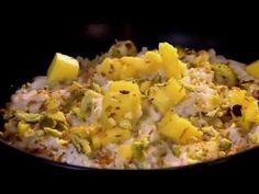 Mango, Lime and Coconut Rice Pudding - Gordon Ramsay