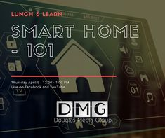 Today we had an awesome Lunch & Learn! Coming up on Thursday is our next one: Smart Home Looking at upgrading your home? This event is for you! Siri, Smart Home, Business Tips, Thursday, Wordpress, Lunch, Apple, Amazon, Learning