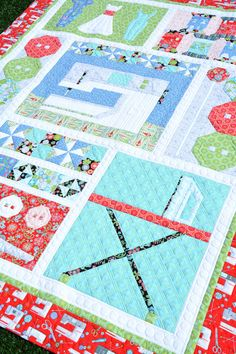 "Today, we're thrilled to welcome Aurifil Designer Amanda Murphy Design to #Auribuz for a whole cloth quilt showcase and some quilting tips! ""I created a whole cloth quilt inspired by #Aurifil using Art and Stitch software and stitched out on the Bernina USA Q24 with Q-Matic software. It was based on quilting motifs from my #SewingRoomQuiltingCollection, which is digitized for both longarms and embroidery machines. To read the full article, please visit: https://auribuzz.wordpress.com/2017/0"