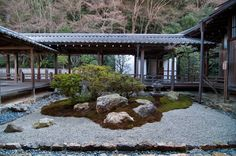 IMAGES OF ZEN gardens | Japan's Zen gardens fascinate the Western world. In Kyoto there are ...