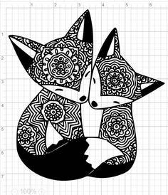 Mandala Cow Skull SVG Cut File, Boho Skull SVG, Cow Skull Clipart, Bull  Head, Floral Cow Skull Mandala, Cricut, Silhouette Png Dxf Jpeg Svg |  Monograms ...