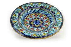 Italian Pedestal Platter