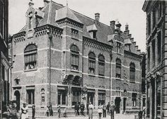 Postkantoor Sittard (jaartal: 1900 tot 1910) - Foto's SERC