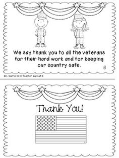 Need a last minute Veterans Day idea?  My printable book is now just $1