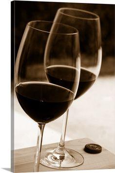 Italy, Basilicata, wine glass