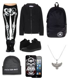"""Untitled #247"" by whisper401 ❤ liked on Polyvore featuring art. Would wear Vans with this tho"