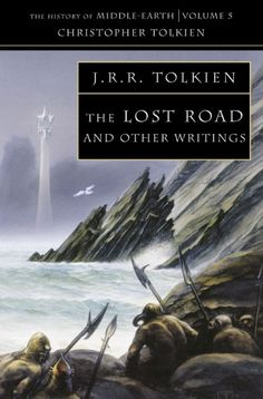 The Lost Road, Paperback 2002 edition - Official Tolkien Book Shop