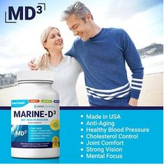Find many great new & used options and get the best deals for Marine Essentials Labs MARINE-D3 360 Health Booster 60 capsules dietary supplements at the ... #marined3, #marined3healthbooster, #healthbooster, #affiliate Fat Loss Pills, Healthy Blood Pressure, Cholesterol, Labs, Cleanse, Anti Aging, Essentials, Good Things, Labradors