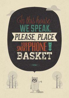 En esta casa se habla. by Dr. Zamenhof , via Behance