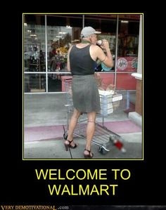 Welcome to Walmart #EpicFunny #Humor #PeopleOfWalmart