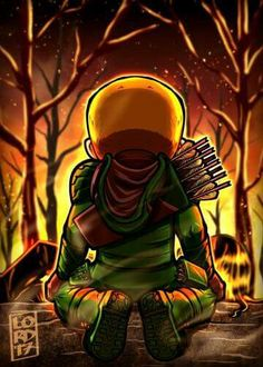 """Casualties"" by Lord Mesa Green Arow, Lord Mesa Art, Arrow Comic, Flash Drawing, Really Cool Drawings, Chibi Marvel, Stephen Amell Arrow, Cw Dc, Arrow Art"