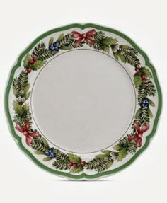 This is another pattern I like. Spode Christmas Rose Peonies and Orange Blossoms: Christmas China