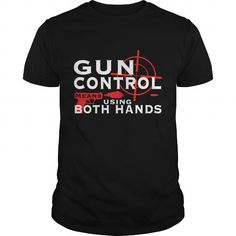 Awesome Tee  Limited Edition Gun Control Best Gift Shirt Shirts & Tees