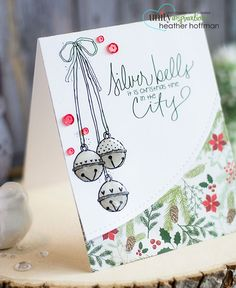 Good morning everyone! Heather here this morning to share a project with you - and a few of the amazing cards that I have been seeing pop u...