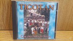 AGRUPACIÓN FOLKLÓRICA TIGOTÁN. CON UNA RAMA DE BREZO. CD / MULTITRACK RECORDS- 10 TEMAS / LUJO.