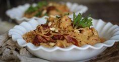 Creamy Sun-Dried Tomato Chicken Pasta | PaleOMG – Paleo Recipes