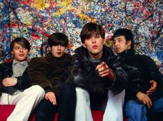 The Stone Roses: Made Of Stone - Triskel Christchurch Music Film, Indie Music, Music Icon, 80s Music, The Stone Roses Album, The Jam Band, Britpop, Band Posters, Music Photo