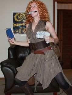 River Song cosplay. This woman is probably one of my favorite cosplayers.. click picture for blog.