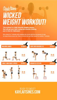 kayla itsines weight workout