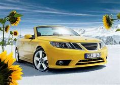 """Daddy's Girl   My Dad has a yellow Saab 9.3 convertible and it's awesome. Even though people tend to ask:  """"Did you want that one or wasn't there any other color?"""""""
