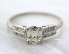 Engagement Rings by Want That on Etsy