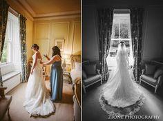 Eshott Hall wedding photography by www.2tonephotography.co.uk
