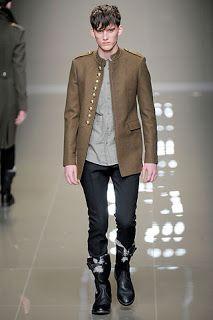 StyleMounties: Burberry Prorsum Fall/Winter 2010