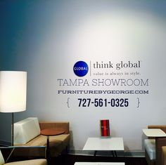 Have you visited our Global Showroom in Tampa Bay? Call our friendly staff to schedule your personal walk through appointment for the Global Showroom! Try out our different options and experience our vast selection. Visit us online at www.FurnitureByGeorge.com 727-561-0325 #global   #globalshowroom   #showroom   #tampabay   #florida   #officefurniture