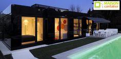 Maison container : Accueil