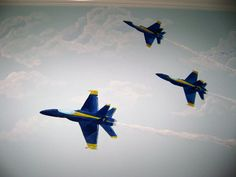 Blue Angels, a must have in my lil' man's room.