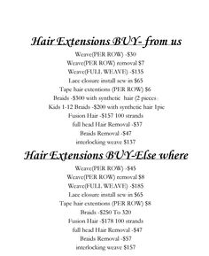 Salon Info  allclassbeautyhairr.com Full Weave, Fusion Hair, Info, Lace Closure, Synthetic Hair, Hair Extensions, How To Remove, Drawing Rooms, Weave Hair Extensions