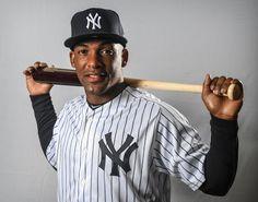 MLB: Los Yankees suben al cotizado prospecto Quisqueyano Miguel Andújar