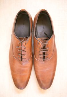 Leather oxfords- Mitheo Events | Concept Events Styling