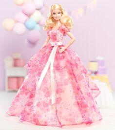 Barbie - Bcp64 - Poupée - Joyeux Anniversaire: Amazon.fr: Jeux et Jouets