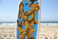 Andrew Harris Surfboards - Knife Party
