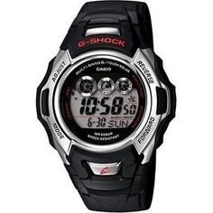 Casio Men's G-Shock Resin Solar Sport Watch