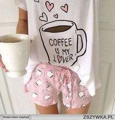coffee is my lover!