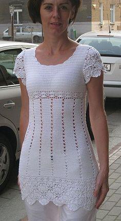 Sidney Artesanato: Moda simples e elegante