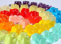 Remember when gummy bears first came out in the 80s.  I've been eating them ever since.  Have some right now by the way. Yum