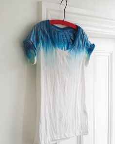 Tshirt Dye Bath: Great recipes and more at http://www.sweetpaulmag.com !! @Sweet Paul Magazine