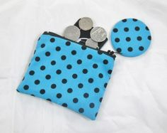 June Pearls Daily Listing Challenge Thread to June! 30th, Coin Purse, Polka Dots, June, Handmade Items, Challenges, Pearls, Free Uk, Pocket