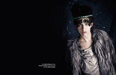 Segui la moda - #6 Wild Winter July 2011 - http://issuu.com/seguilamoda/docs/revista_2011_julio_11/22