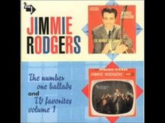 Jimmie Rodgers -  Cool Water