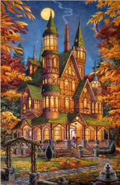Autumn Magic by Randal Spangler