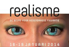Realisme 2014: Realism and Figurative Art. The eleventh edition of the annual art fair celebrates Realism, the old artistic tradition of Amsterdam. Realisme takes place from 16 to 19 January 2014 at the Passenger Terminal Amsterdam.
