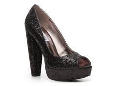 SM Women's Alice Glitter Pump