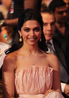 Deepika Padukone at the Stardust Awards 2015
